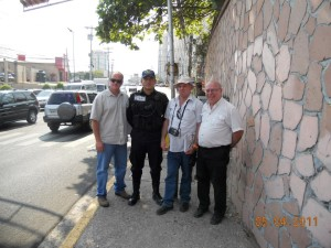 Honduras - Security Survey/Review for safe city project