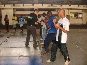 Security and defense training course in Abidjan, Ivory Coast