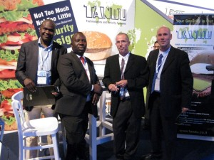HLS exhibition TLV -  security operational consulting & security systems engineering