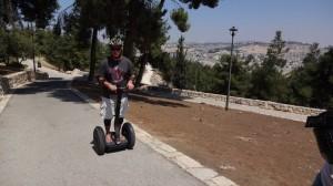 חברת טנדו בטיול בירושלים